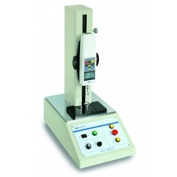 Motorised vertical test stand TVO