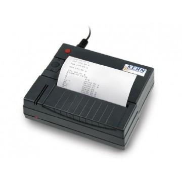 Imprimante statistique pour KERN-Balances avec Interface de données RS-232 - YKS-01
