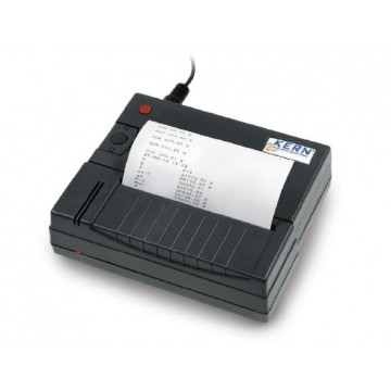 Statistics printer for KERN-Balances with Data interface RS-232 - YKS-01