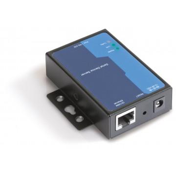 Adaptateur RS-232/Ethernet pour le raccordement de balances, dynamomètres, etc - YKI-01