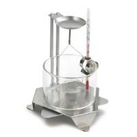 Jeu de détermination de la densité des matières liquides et solides