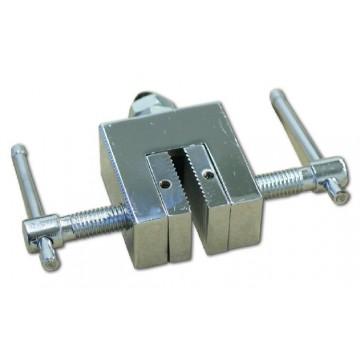 Pince a deux mâchoires pour tests de traction et de déchirement jusqu'a 5 kN - AC 12