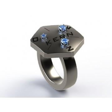 Anneau d'étalonnage pour le testeur de diamant et le testeur de moissanite JD-A01