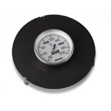 Jeu d'étalonnage de la température constitué d'un capteur et d'un afficheur pour Dessiccateur KERN DLB