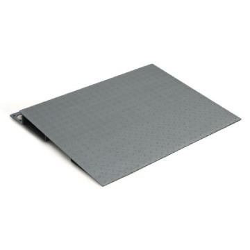 Rampe de montée, LxPxH 1000x760x85 mm, pour les modèles avec plateau de dimensions 1000×1000 mm - BFS-A01N