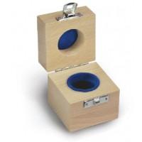 Etui en bois pour les poids individuels - 317-xx0-100