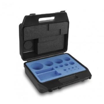Valise en plastique pour jeux de poids E2 - M3 - 313-0x2-400