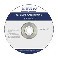 Logiciel Balance Connection