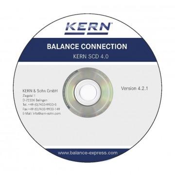 Logiciel Balance Connection SCD-4.0