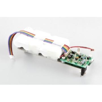 Rechargeable battery pack internal for KERN EW-N/EG-N (Ø 118 mm, BxT 170x142 mm) - EG-A04