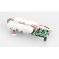 Fonctionnement avec accu interne pour KERN EW-N/EG-N (BxT 180x160 mm) - EG-A06