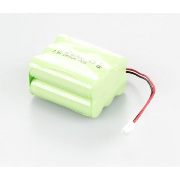 Rechargeable battery pack internal. Charge condition indicator using three-colour LED, for Bench scale KERN FOB - FOB-A07