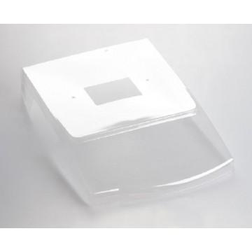 Housse de protection pour KERN PES sur PEJ (LxP 140x120 mm. 200x200 mm)