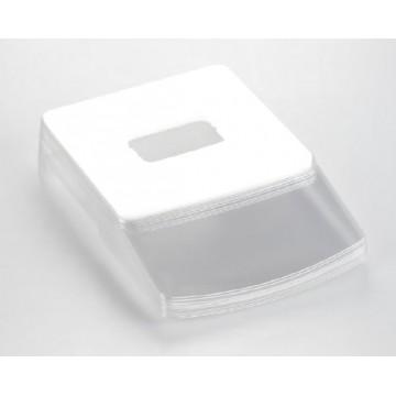 Housse de protection pour KERN PCB. KERN PKS et KERN KB (LxP 130x130 mm)