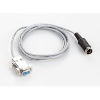 Câble d'interface RS-232 pour raccordement d'un appareil externe - KFF-A01