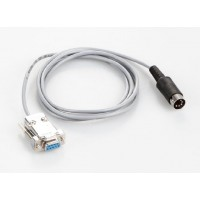 Interface cable RS-232 to connect an external device - KFF-A01