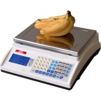 Balance Poids Prix EXA EASY MARKET avec imprimante - 15kg