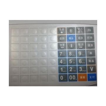 Kit tastiera di ricambio (ricambio originale) per bilance Skipper 5000
