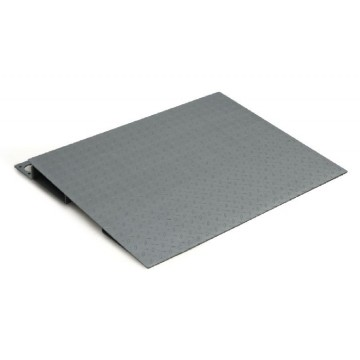 Ascending ramp, W×D×H 1500x750x121 mm, for models with weighing plate size 1500×1500×130 mm - BFS-A11