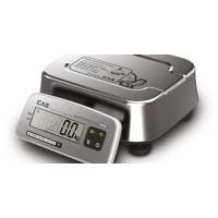 Balance compacte homologué avec une protection IP69K - CAS FW500