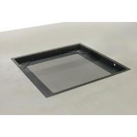 Cadre de fosse stable pour les modèles avec plateau de dimensions L×P×H 1500×1500×108 mm - BIC-A06