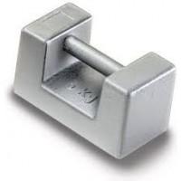 OIML M1 (346-8x) Poids blocs, fonte lacqué