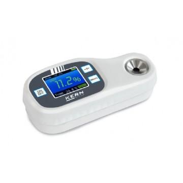 Réfractometre numérique ORF-W - Domaine d'application vin alcool