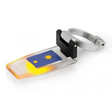 Prism coverplate with integrated LED-Diode - ORA-A1101