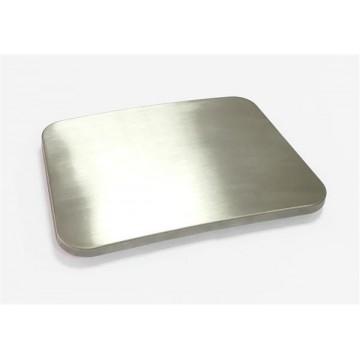 Stainless steel platform, 300x225mm