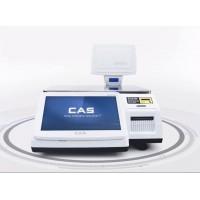 Balance poids-prix CAS CL 7200 Multimedia Ecran Tactile