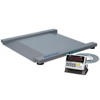 Balance plateforme acier IP66 CAS HERCULES Roll-on