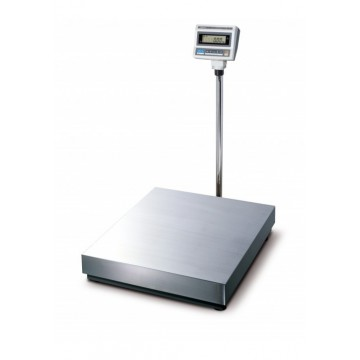 Bench Scale with extra large XL platter and pivoting display - CAS DB-II XL