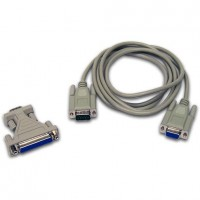 Câble PC, 25 broche-9 broche, TxxP