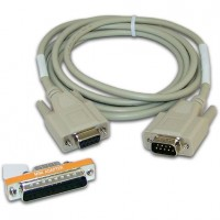 RS232 Cable, 1.5m, R71 to balance