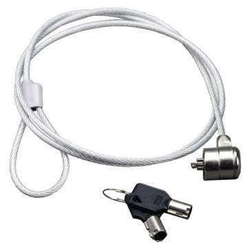 Fermeture de sécurité et câble