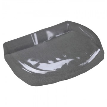 Plastic protective shell for tray 400x300mm