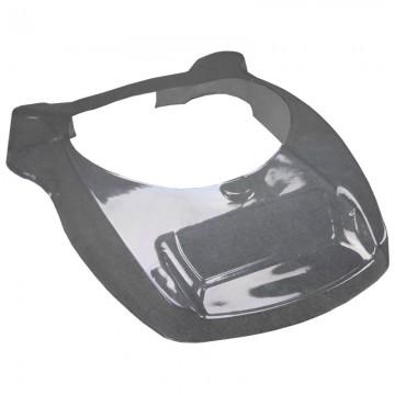 Coque de protection en plastique