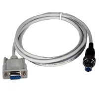 RS-232 cable to PC