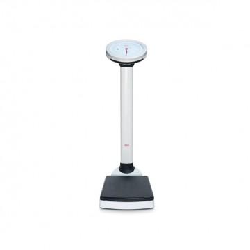 Balance mécanique à colonne avec affichage du BMI (IMC), homologuée usage médical SECA 756