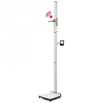Station de mesure sans fil pour la détermination du poids et de la taille, homologuée usage médical SECA 285