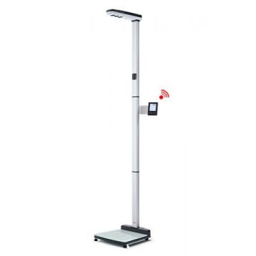 Station de mesure sans fil à ultrasons permettant de déterminer la taille et le poids, homologuée usage médical SECA 287