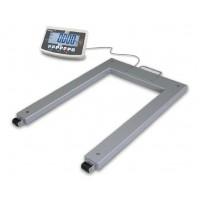 Balance pour palettes 0.5 kg - 1500 kg