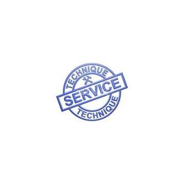 Prestation de personnalisation de votre ticket (en-tête, logo) - CAS PARAM CT
