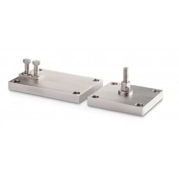 Dernier corner, acier nickelé, pour CT-P1/CT-P2 (≤ 2000 kg) - CE P4022