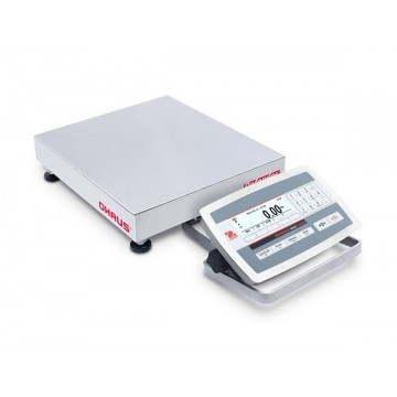 Balance de comptoir en acier inoxydable OHAUS D52 Defender® 5000