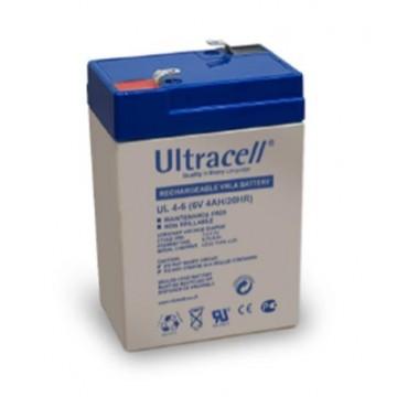 Batterie rechargeable de remplacement 6V 4Ah