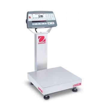 Balance de comptoir multifonctions en acier inoxydable OHAUS Defender® 5000 – D52
