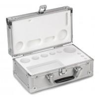 Valise en aluminium pour jeux de poids standard E1, E2 - 313-0x0-600