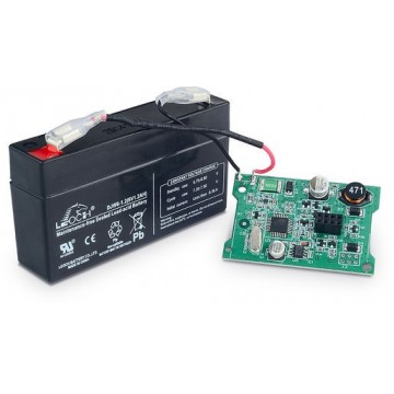 Batterie Rechargeable, NVL NVT