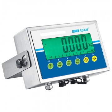 Indicateur de pesée, protection IP67 ADAM AE 403